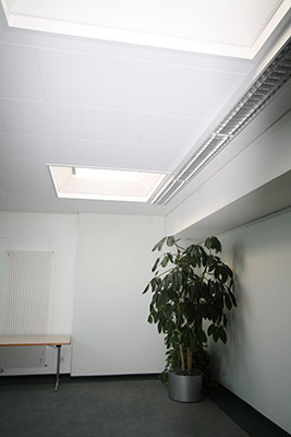 Decke Seminarraum, Frauenfeld