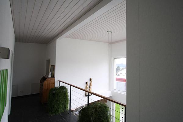 Decke Einfamilienhaus, Matzingen