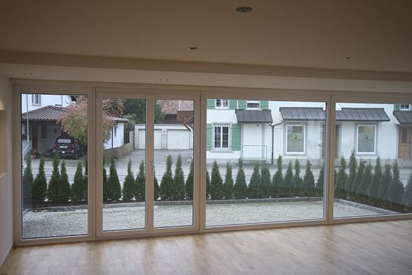 Fenster Mehrfamilienhaus, Matzingen