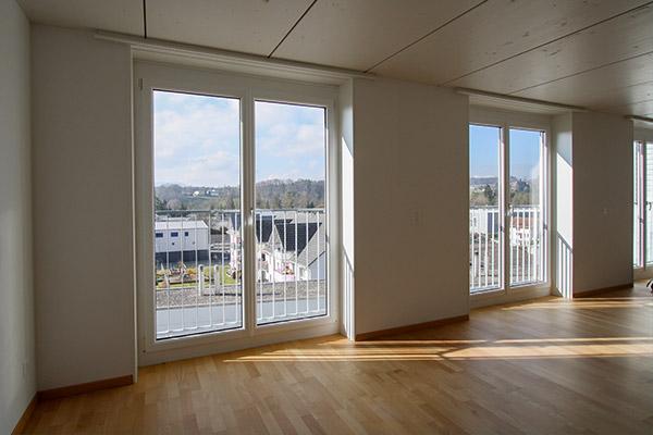Fenster Überbauung Sonnhalde, Matzingen