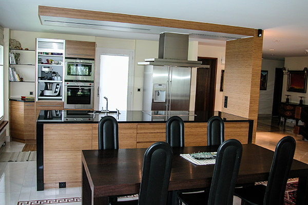 Küche Einfamilienhaus, Frauenfeld