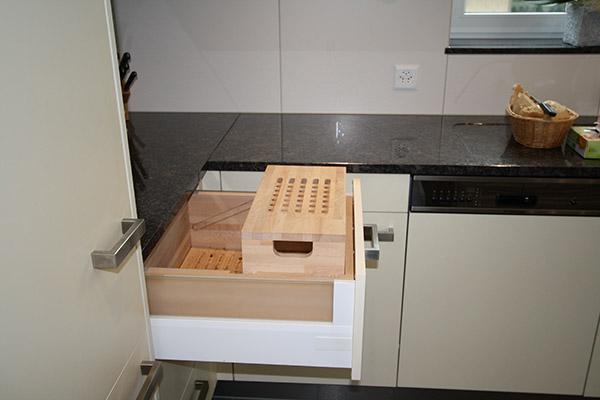 Küche Einfamilienhaus, Matzingen