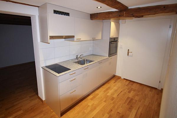 Küche Mehrfamilienhaus, Matzingen