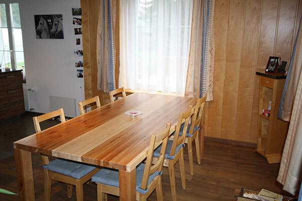 Möbel Einfamilienhaus, Matzingen