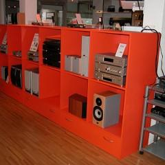 Möbel Radio / TV-Geschäft , Frauenfeld