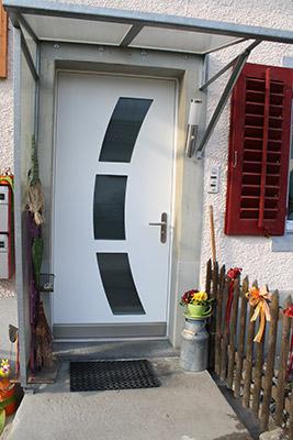 Haustüre, Frauenfeld
