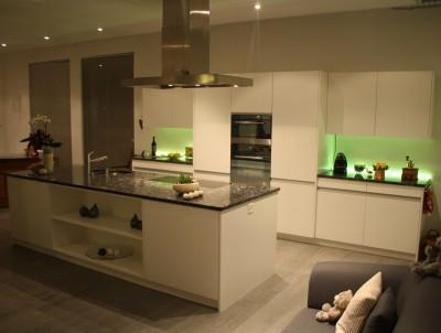 Küche Einfamilienhaus, Thundorf