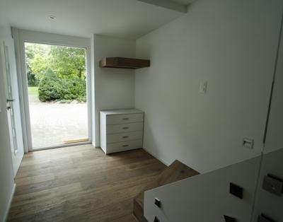 Garderobe Einfamilienhaus Stettfurt