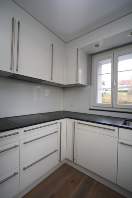 Küche Mehrfamilienhaus, Wallisellen